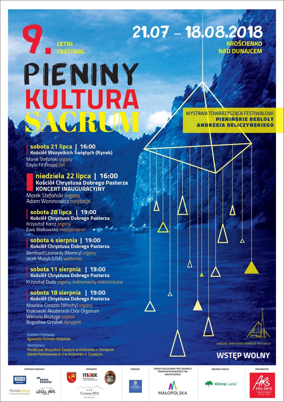 9 Letni Festiwal Pieniny Kultura Sacrum
