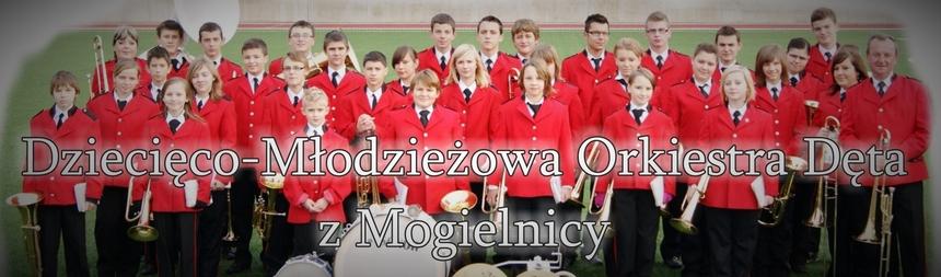 Koncert Orkiestry Dętej z Mogielnicy - Zapraszamy