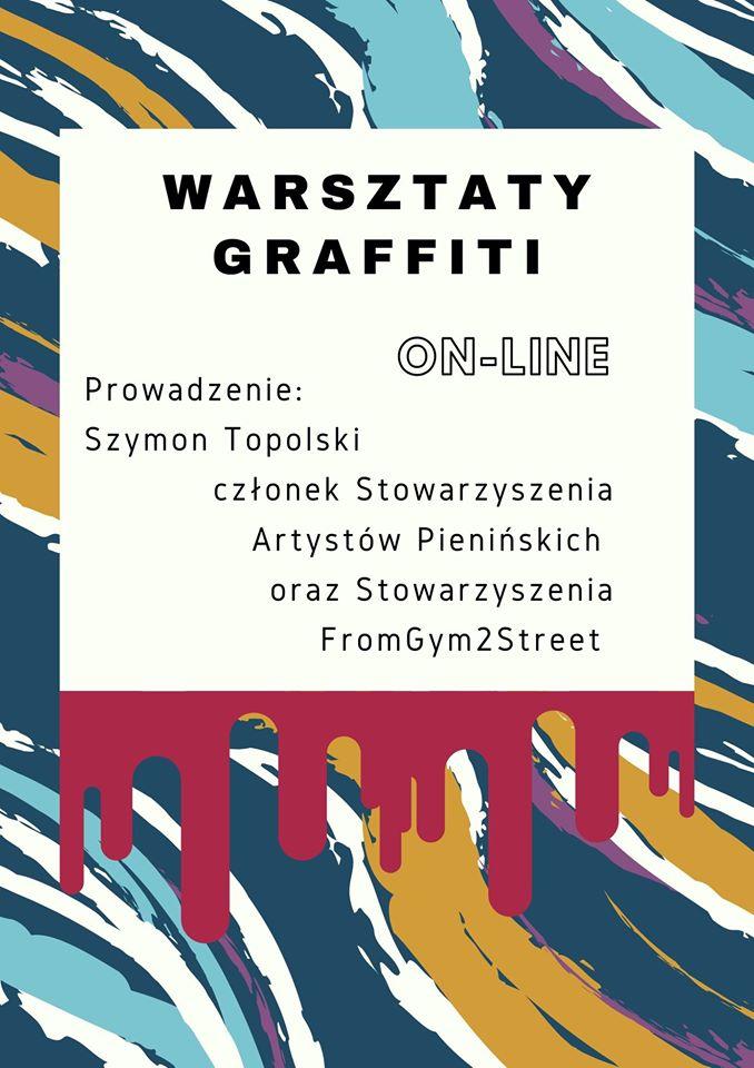 Warsztaty Graffiti - online