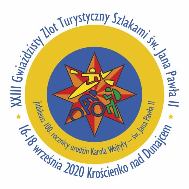 XXIII Gwiaździsty Zlot Turystyczny Szlakami św. Jana Pawła II  - trasy