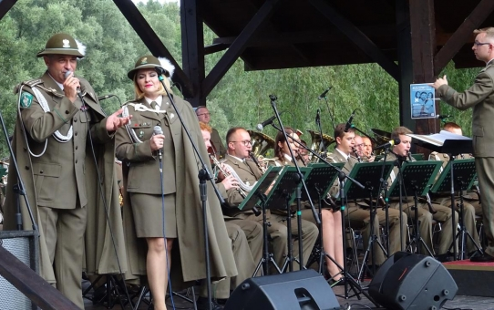Gdy śpiewa wojsko – koncert Orkiestry Reprezentacyjnej Straży Granicznej