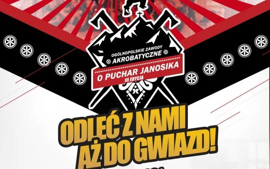 Zawody Akrobatyczne o Puchar Janosika