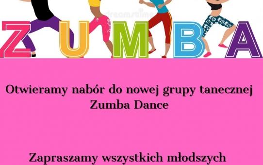 Zumba grupa taneczna zapraszamy